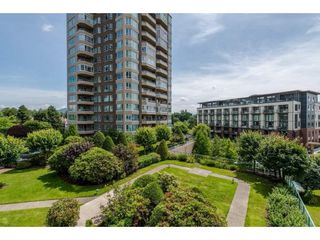 "Photo 3: 1405 3170 GLADWIN Road in Abbotsford: Central Abbotsford Condo for sale in ""Regency Tower"" : MLS®# R2318450"