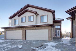 Main Photo: 2 2815 34 Avenue in Edmonton: Zone 30 House Half Duplex for sale : MLS®# E4139731