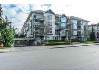 "Photo 2: 407 8084 120A Street in Langley: Queen Mary Park Surrey Condo for sale in ""Eclipse"" (Surrey)  : MLS®# R2333868"