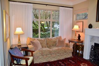 "Photo 4: 1973 W 33RD Avenue in Vancouver: Quilchena Townhouse for sale in ""MacLure Walk"" (Vancouver West)  : MLS®# R2338091"