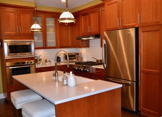 "Photo 8: 1973 W 33RD Avenue in Vancouver: Quilchena Townhouse for sale in ""MacLure Walk"" (Vancouver West)  : MLS®# R2338091"