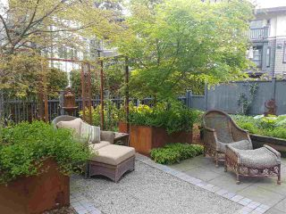 "Main Photo: 1973 W 33RD Avenue in Vancouver: Quilchena Townhouse for sale in ""MacLure Walk"" (Vancouver West)  : MLS®# R2338091"