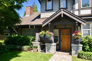 "Photo 1: 1973 W 33RD Avenue in Vancouver: Quilchena Townhouse for sale in ""MacLure Walk"" (Vancouver West)  : MLS®# R2338091"