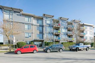 "Main Photo: 407 14100 RIVERPORT Way in Richmond: East Richmond Condo for sale in ""WATERSTONE PIER"" : MLS®# R2339145"