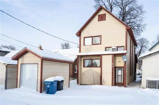 Photo 20: 992 Alfred Avenue in Winnipeg: Shaughnessy Heights Residential for sale (4B)  : MLS®# 1902942