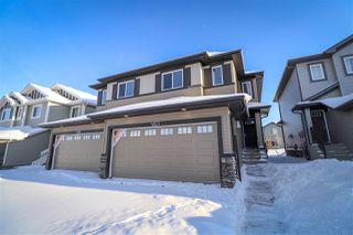 Main Photo: 4823 173 Avenue in Edmonton: Zone 03 House Half Duplex for sale : MLS®# E4143874
