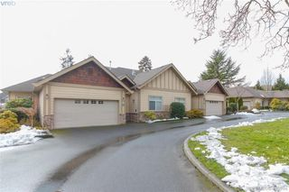 Photo 1: 14 3281 Maplewood Road in VICTORIA: SE Cedar Hill Townhouse for sale (Saanich East)  : MLS®# 405946