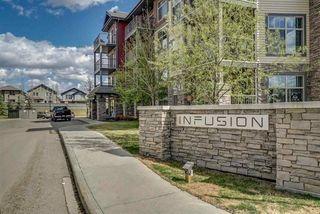 Main Photo: 117 105 AMBLESIDE Drive in Edmonton: Zone 56 Condo for sale : MLS®# E4145242