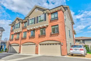 """Main Photo: 121 9671 ALBERTA Road in Richmond: McLennan North Townhouse for sale in """"MELROSE PARK"""" : MLS®# R2355677"""
