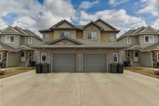 Photo 1: 40 AUSTIN Court: Spruce Grove House Half Duplex for sale : MLS®# E4152068