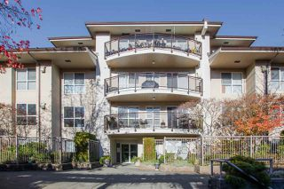 "Photo 1: 205 7505 138 Street in Surrey: East Newton Condo for sale in ""MIDTOWN VILLA"" : MLS®# R2358927"