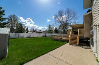 Photo 29: 20 ANDREW Crescent: St. Albert House for sale : MLS®# E4156968