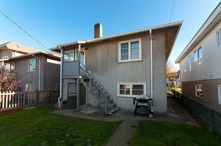 Photo 28: 3015 East 26th Avenue in Vancouver: Home for sale : MLS®# V944068