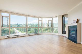 """Main Photo: 1603 1327 E KEITH Road in North Vancouver: Lynnmour Condo for sale in """"THE CARLTON"""" : MLS®# R2376222"""
