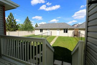 Photo 25: 14 4367 VETERANS Way in Edmonton: Zone 27 Townhouse for sale : MLS®# E4161881