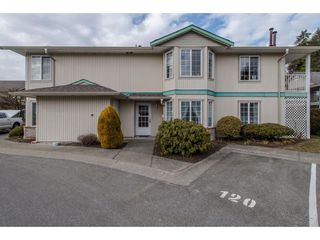 "Photo 1: 120 9855 QUARRY Road in Chilliwack: Chilliwack N Yale-Well Townhouse for sale in ""Little Mountain Meadows"" : MLS®# R2383159"