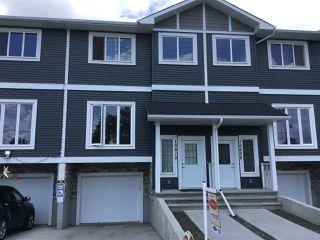 Photo 1: 15610 97 Avenue in Edmonton: Zone 22 Townhouse for sale : MLS®# E4163866