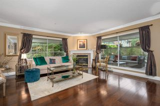 """Photo 2: 102 3690 BANFF Court in North Vancouver: Northlands Condo for sale in """"PARK GATE MANOR"""" : MLS®# R2384965"""