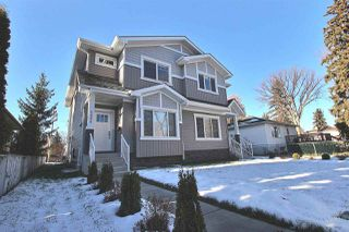 Main Photo: 12236 89 Street in Edmonton: Zone 05 House Half Duplex for sale : MLS®# E4180321