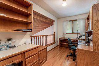 Photo 25: 36 HILLSIDE Crescent: Sherwood Park House for sale : MLS®# E4187191