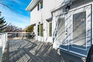 Photo 42: 36 HILLSIDE Crescent: Sherwood Park House for sale : MLS®# E4187191