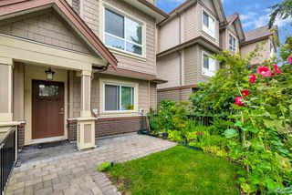 """Photo 1: 10 7551 NO.2 Road in Richmond: Granville Townhouse for sale in """"Kingston Gate"""" : MLS®# R2482127"""