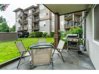 """Photo 21: 101 2581 LANGDON Street in Abbotsford: Abbotsford West Condo for sale in """"Cobblestone"""" : MLS®# R2496936"""