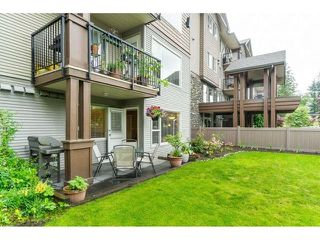 """Photo 22: 101 2581 LANGDON Street in Abbotsford: Abbotsford West Condo for sale in """"Cobblestone"""" : MLS®# R2496936"""