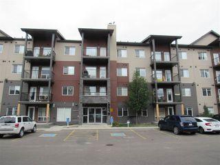 Photo 1: 309 9519 160 Avenue in Edmonton: Zone 28 Condo for sale : MLS®# E4216993