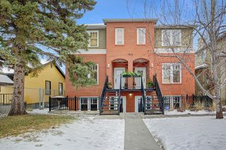 Main Photo: 3 1908 32 Street SW in Calgary: Killarney/Glengarry Row/Townhouse for sale : MLS®# A1048074