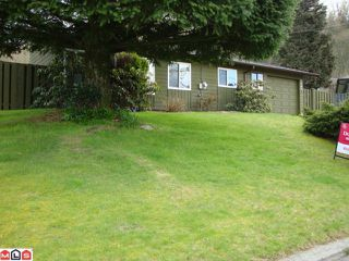 Photo 1: 3082 TODD Court in Abbotsford: Abbotsford East House for sale : MLS®# F1110209