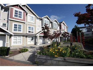 "Photo 1: 9 13028 NO 2 Road in Richmond: Steveston South Townhouse for sale in ""Water Side Village"" : MLS®# V915444"