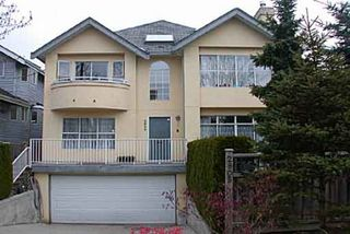 Photo 1: HUGE HALF DUPLEX N. OF 4TH IN KITSILANO!