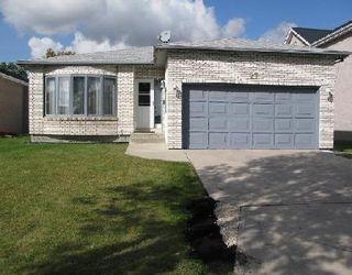 Main Photo: 27 DEERING CL in WINNIPEG: Residential for sale (Valley Gardens)  : MLS®# 2919201