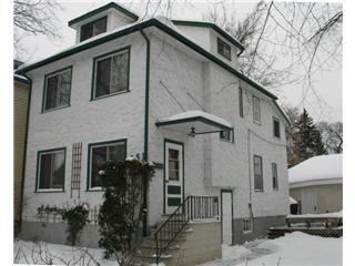 Main Photo: 531 Camden Place in Winnipeg: Wolseley Single Family Detached for sale (West Winnipeg)  : MLS®# 1222705