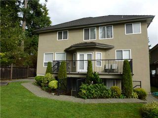 Photo 2: 1226 LIVERPOOL Street in Coquitlam: Burke Mountain House for sale : MLS®# V1029165