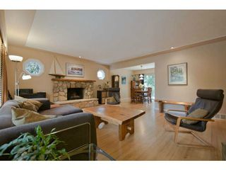 Photo 4: 4379 CAPILANO Road in North Vancouver: Canyon Heights NV House for sale : MLS®# V1061057