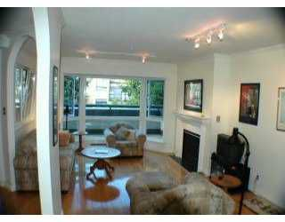 Photo 3: 203 1738 ALBERNI ST in Vancouver: West End VW Condo for sale (Vancouver West)  : MLS®# V601648