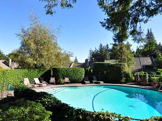 Photo 1: 26 4957 MARINE Drive in West Vancouver: Olde Caulfeild Townhouse for sale : MLS®# V1071796