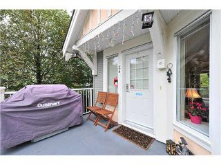 """Photo 3: 24 7370 STRIDE Avenue in Burnaby: Edmonds BE Townhouse for sale in """"MAPLEWOOD TERRACE"""" (Burnaby East)  : MLS®# V1091179"""