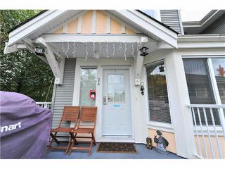 """Photo 2: 24 7370 STRIDE Avenue in Burnaby: Edmonds BE Townhouse for sale in """"MAPLEWOOD TERRACE"""" (Burnaby East)  : MLS®# V1091179"""