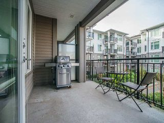 """Photo 12: 220 9388 MCKIM Way in Richmond: West Cambie Condo for sale in """"MAYFAIR PLACE"""" : MLS®# V1110572"""