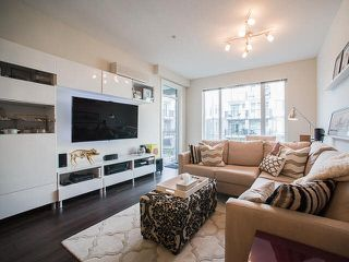 """Photo 1: 220 9388 MCKIM Way in Richmond: West Cambie Condo for sale in """"MAYFAIR PLACE"""" : MLS®# V1110572"""