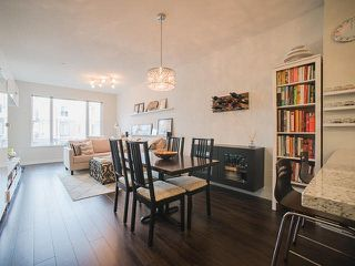"""Photo 6: 220 9388 MCKIM Way in Richmond: West Cambie Condo for sale in """"MAYFAIR PLACE"""" : MLS®# V1110572"""
