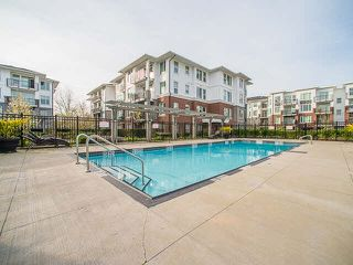 """Photo 18: 220 9388 MCKIM Way in Richmond: West Cambie Condo for sale in """"MAYFAIR PLACE"""" : MLS®# V1110572"""