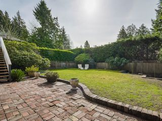 "Photo 18: 3090 W 45TH Avenue in Vancouver: Kerrisdale House for sale in ""Kerrisdale"" (Vancouver West)  : MLS®# V1112063"
