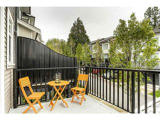 """Photo 15: 21 1237 HOLTBY Street in Coquitlam: Burke Mountain Townhouse for sale in """"TATTON"""" : MLS®# V1119874"""