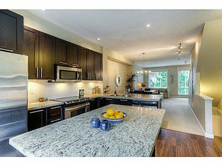 """Photo 3: 21 1237 HOLTBY Street in Coquitlam: Burke Mountain Townhouse for sale in """"TATTON"""" : MLS®# V1119874"""