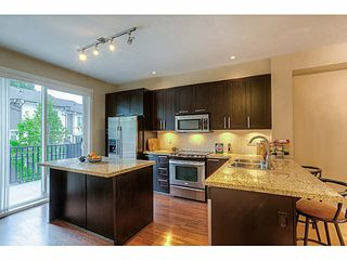 """Photo 2: 21 1237 HOLTBY Street in Coquitlam: Burke Mountain Townhouse for sale in """"TATTON"""" : MLS®# V1119874"""