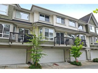 "Photo 14: 89 7155 189TH Street in Surrey: Clayton Townhouse for sale in ""BACARA"" (Cloverdale)  : MLS®# F1439868"